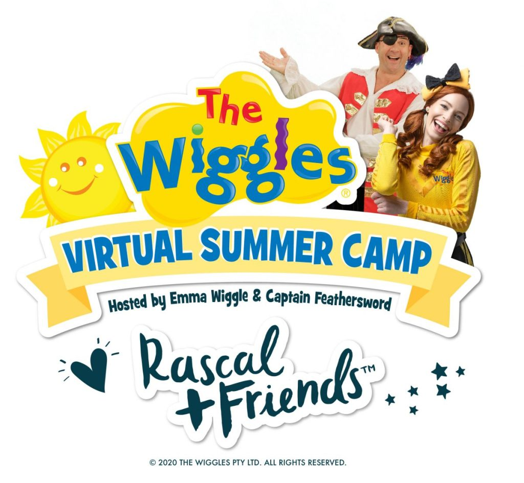 Virtual Summer Camp with The Wiggles and Rascal + Friends