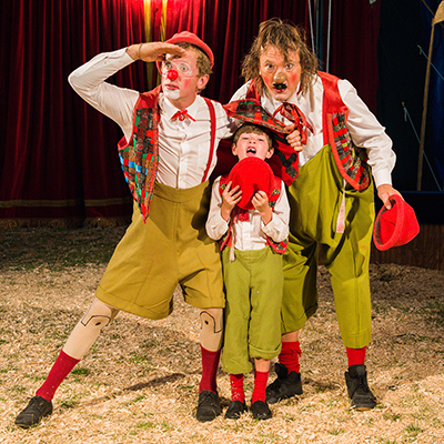 Concerts in Your Car Presents Zoppé Circus