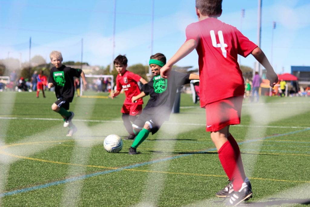 returning to youth sports