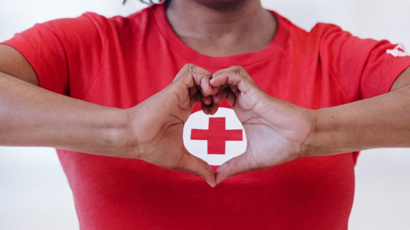 Red Cross grief support