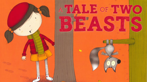 Virtual Summer Reading: A Tale of Two Beasts