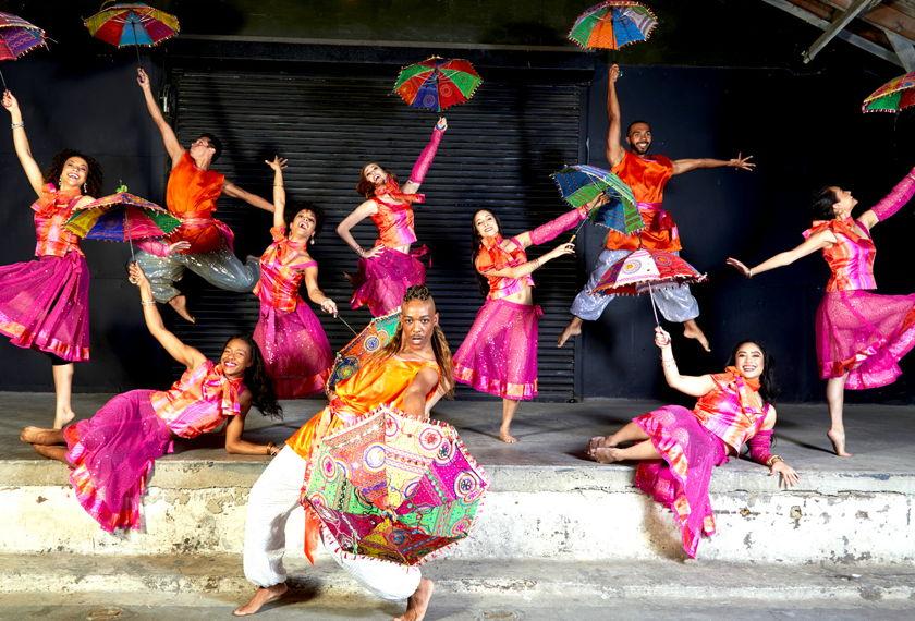 Ford LA Soundscapes - Indian Dance