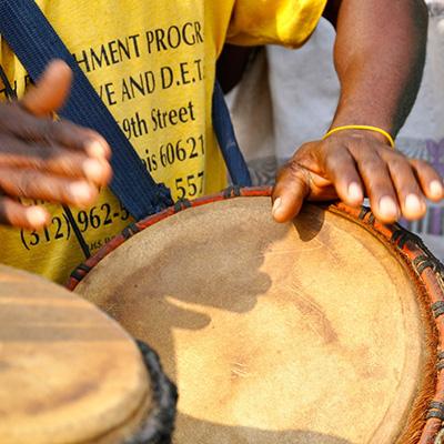 Virtual International Drumming Festival