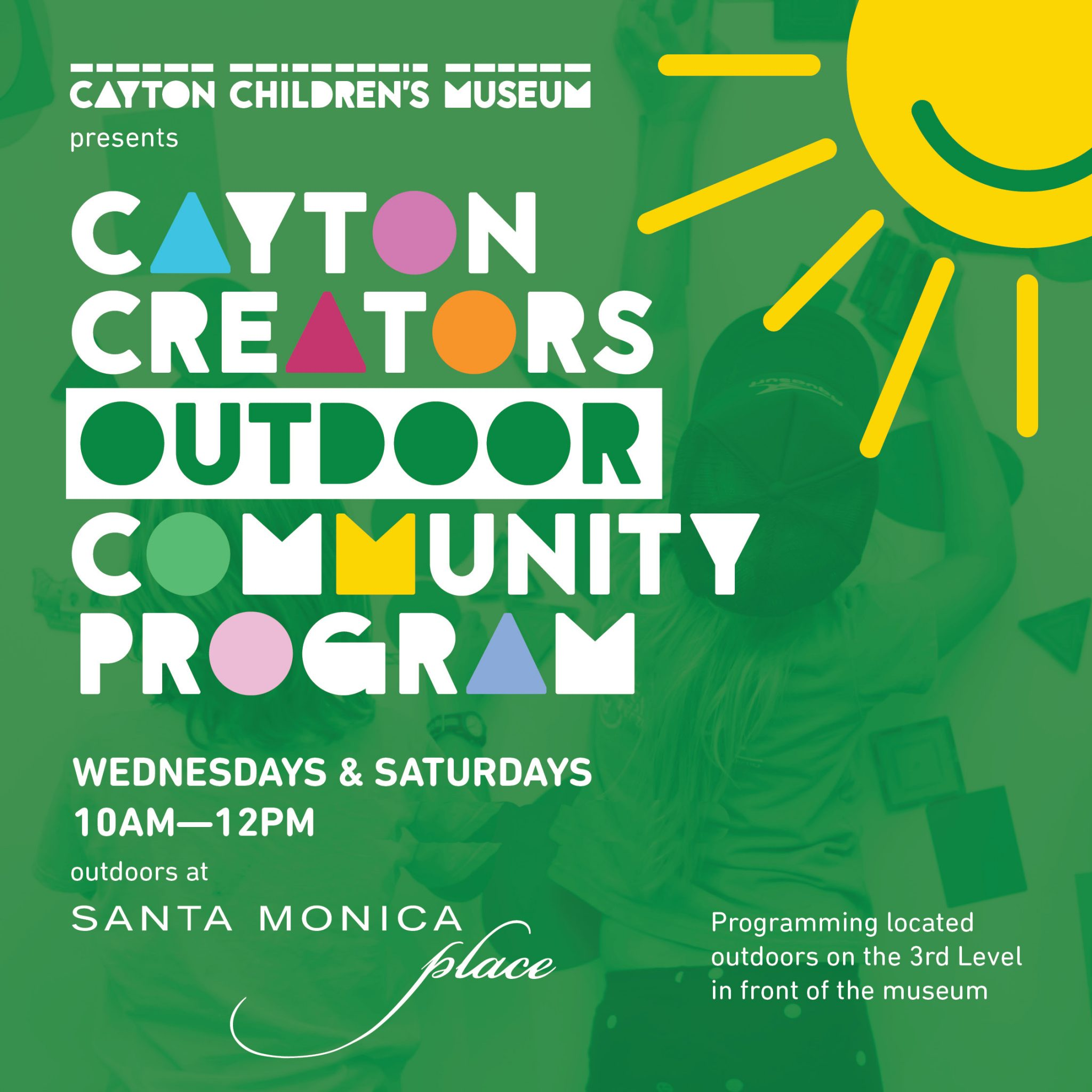 Cayton Outdoor Community Programming