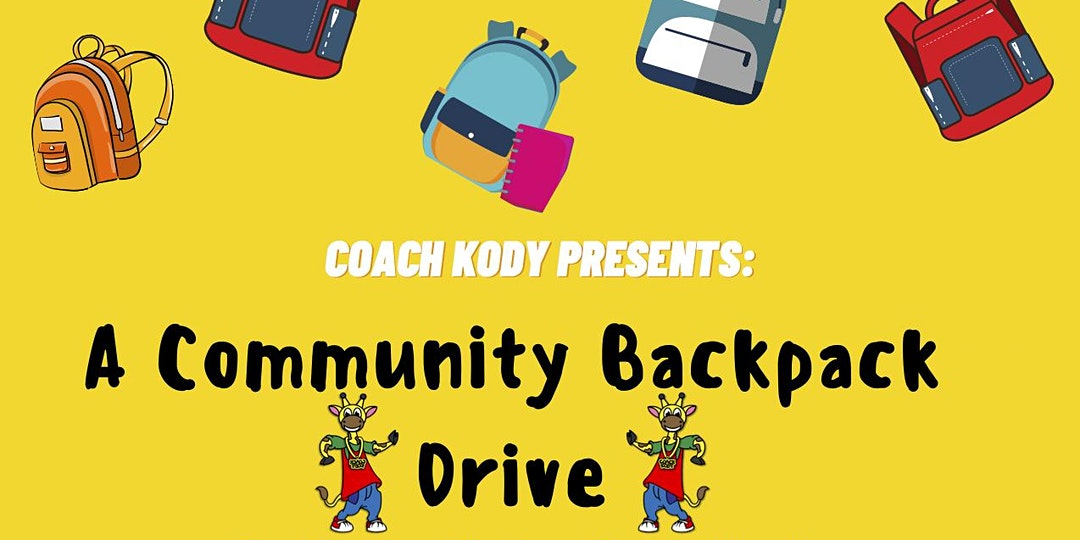 Coach Kody Backpack Giveaway