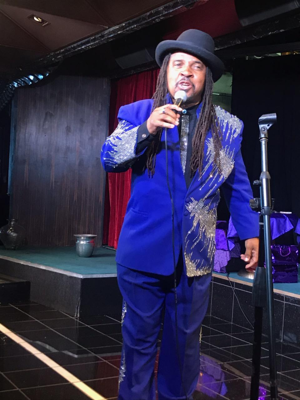 Legends of Motown Comedy SLAM goes virtual!