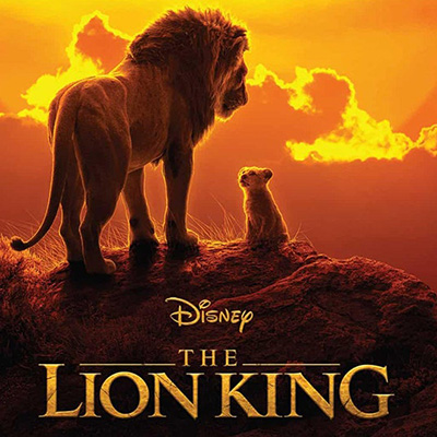Movies In Your Car - The Lion King
