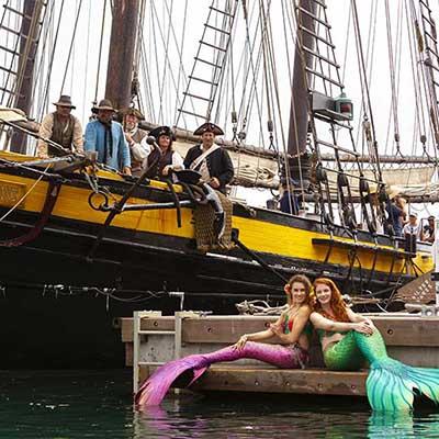 Ocean Institute Maritime Festival