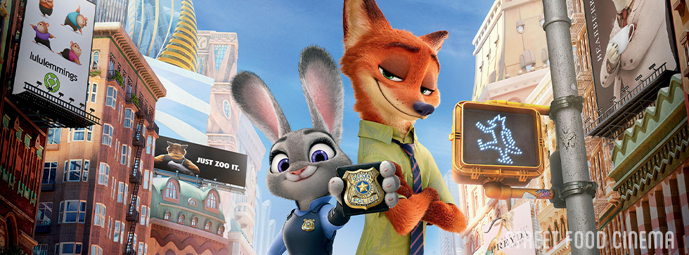 Street Food Cinema: Zootopia
