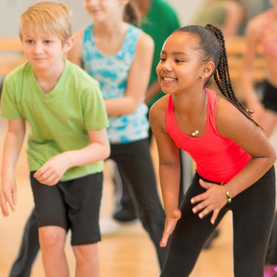 Zumba for Kids with Lula and Bianca