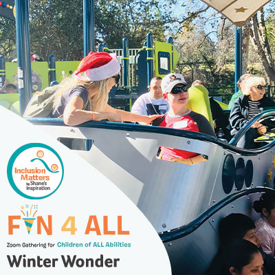 Fun4All with Inclusion Matters by Shane's Inspiration: Winter Wonder
