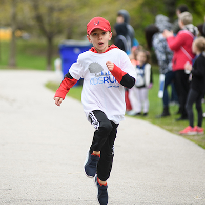 Kids Run This City Virtual Youth 1K/2K/3K