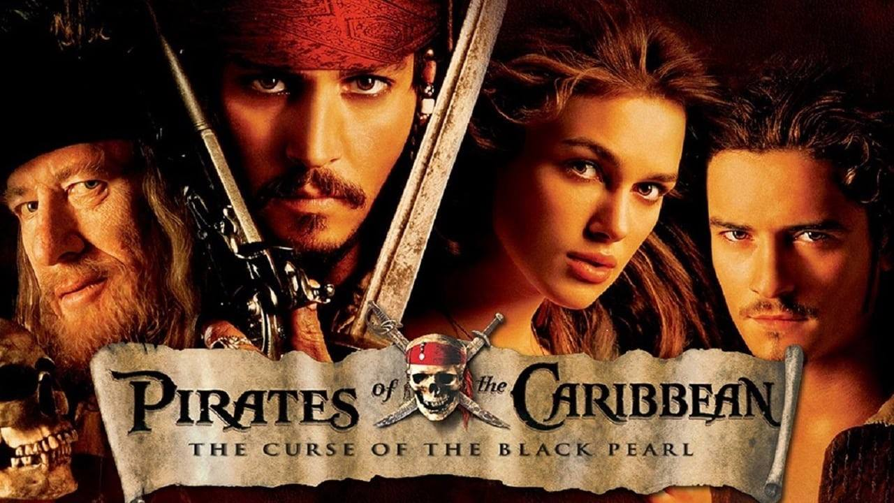 """Pirates of the Caribbean"" Virtual Watch Party and Trivia Night"