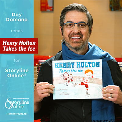 Ray Romano reads 'Henry Holt Takes the Ice'