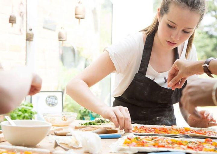 Teens Make Dinner Class: Gnocchi