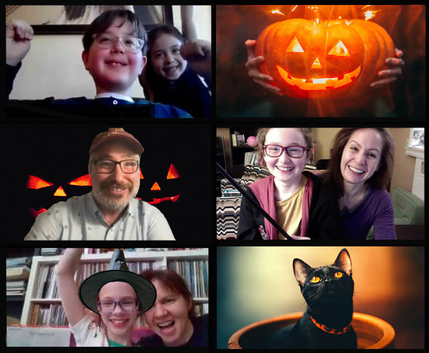 New! Watson Adventures' Haunted Tales: The Online Halloween Family Scavenger Hunt