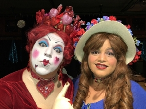 The BFF Binge Fringe Festival of Free Theatre presents Alice and the Wonderful Tea Party