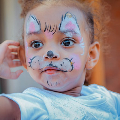 Learn Face Painting with Big Sunday