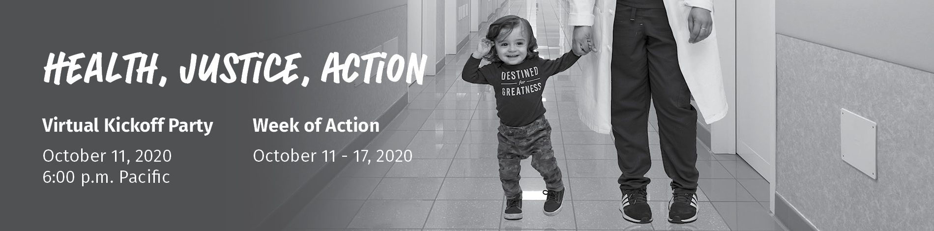 Venice Family Clinic - Health, Justice, Action: The Kickoff Party