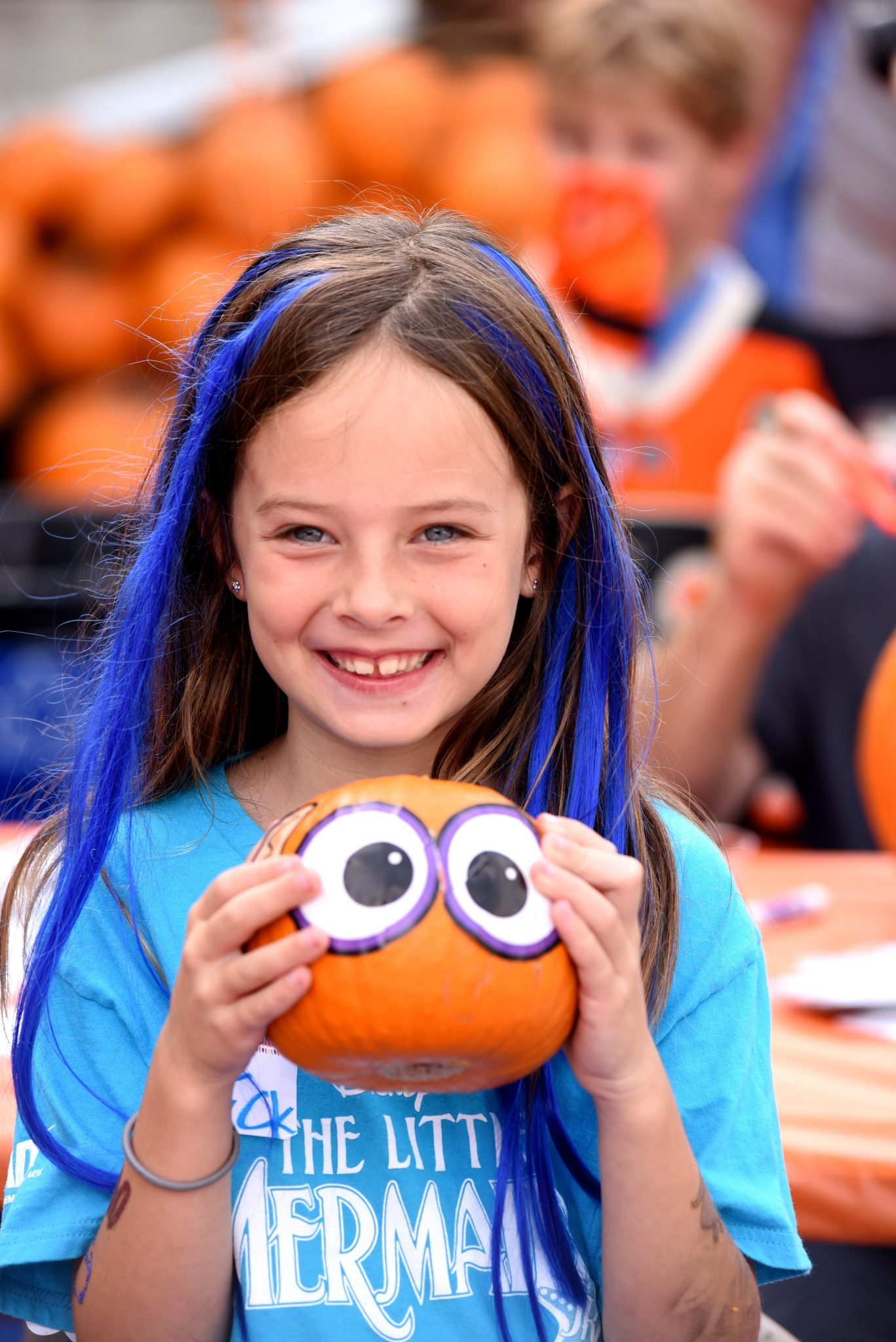 Learn to Paint a Pumpkin with Big Sunday