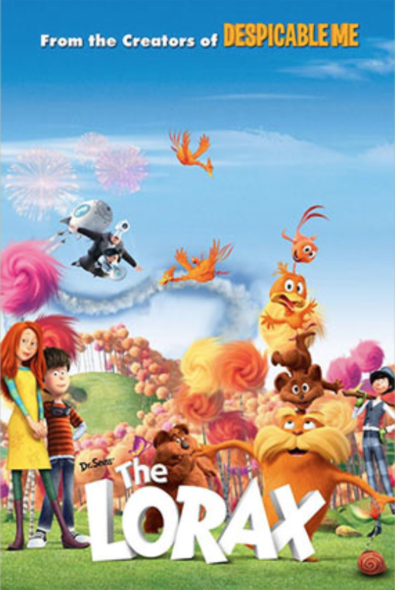 L.A. Zoo Drive-In: The Lorax