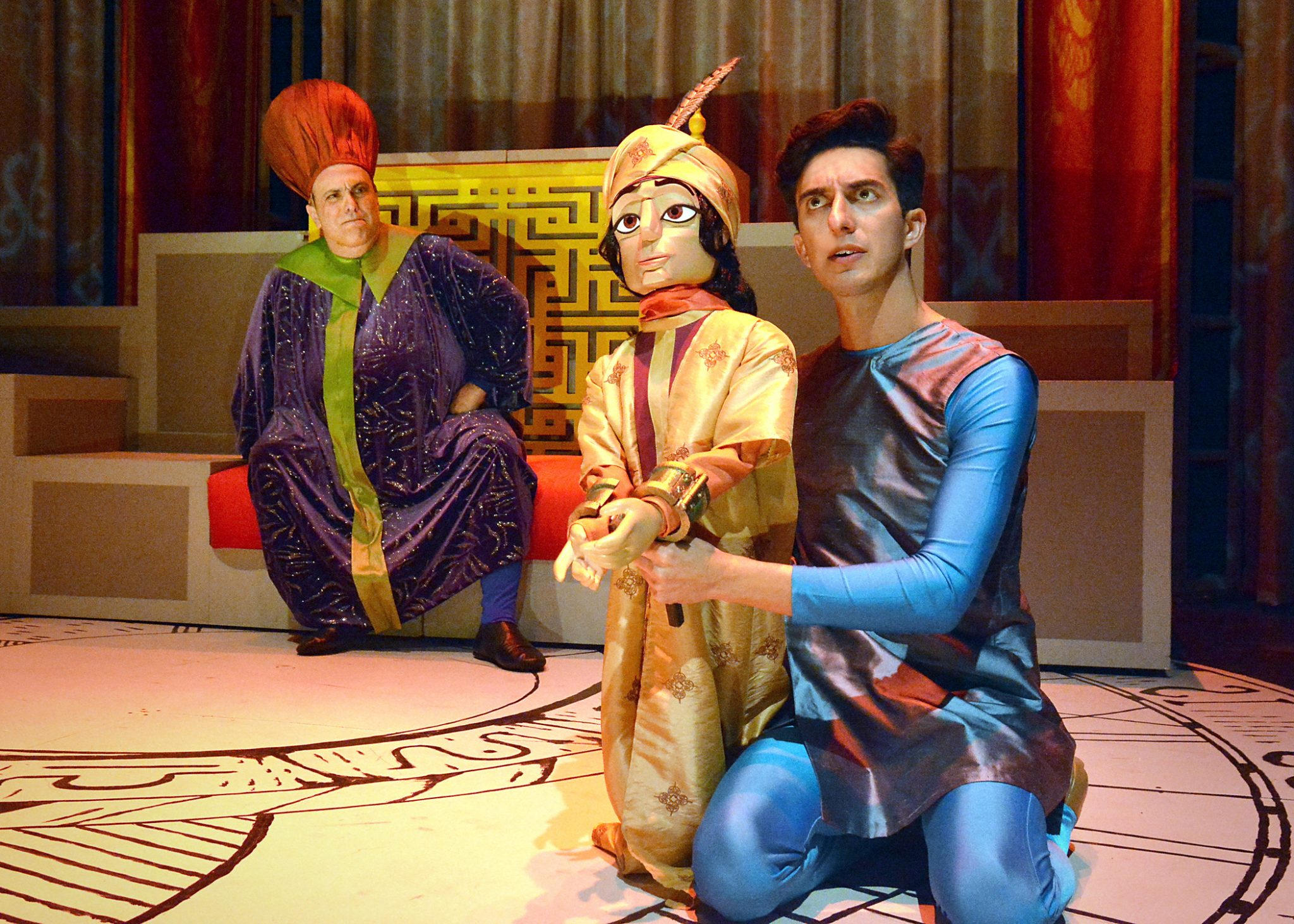 Imagine Theatre's 'The Tale of Turandot'