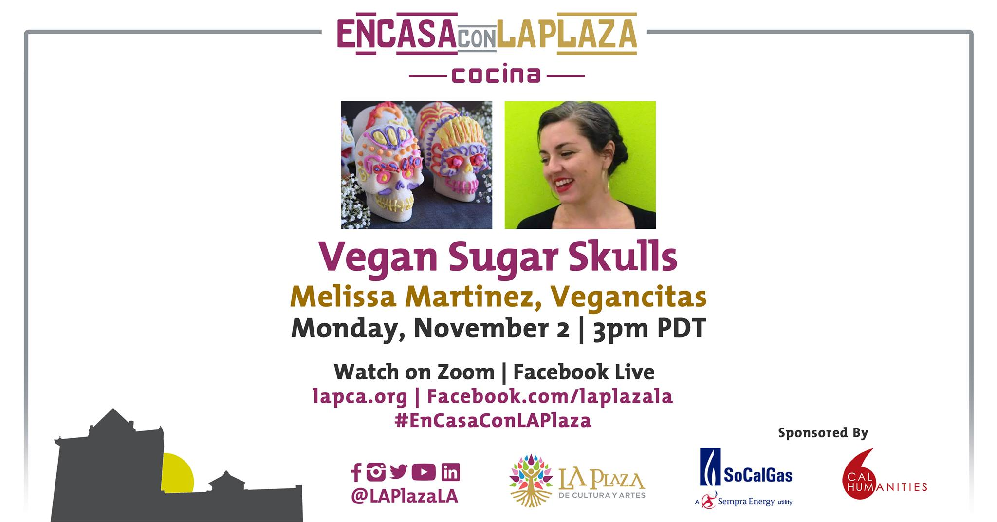 Learn to Make Vegan Sugar Skulls