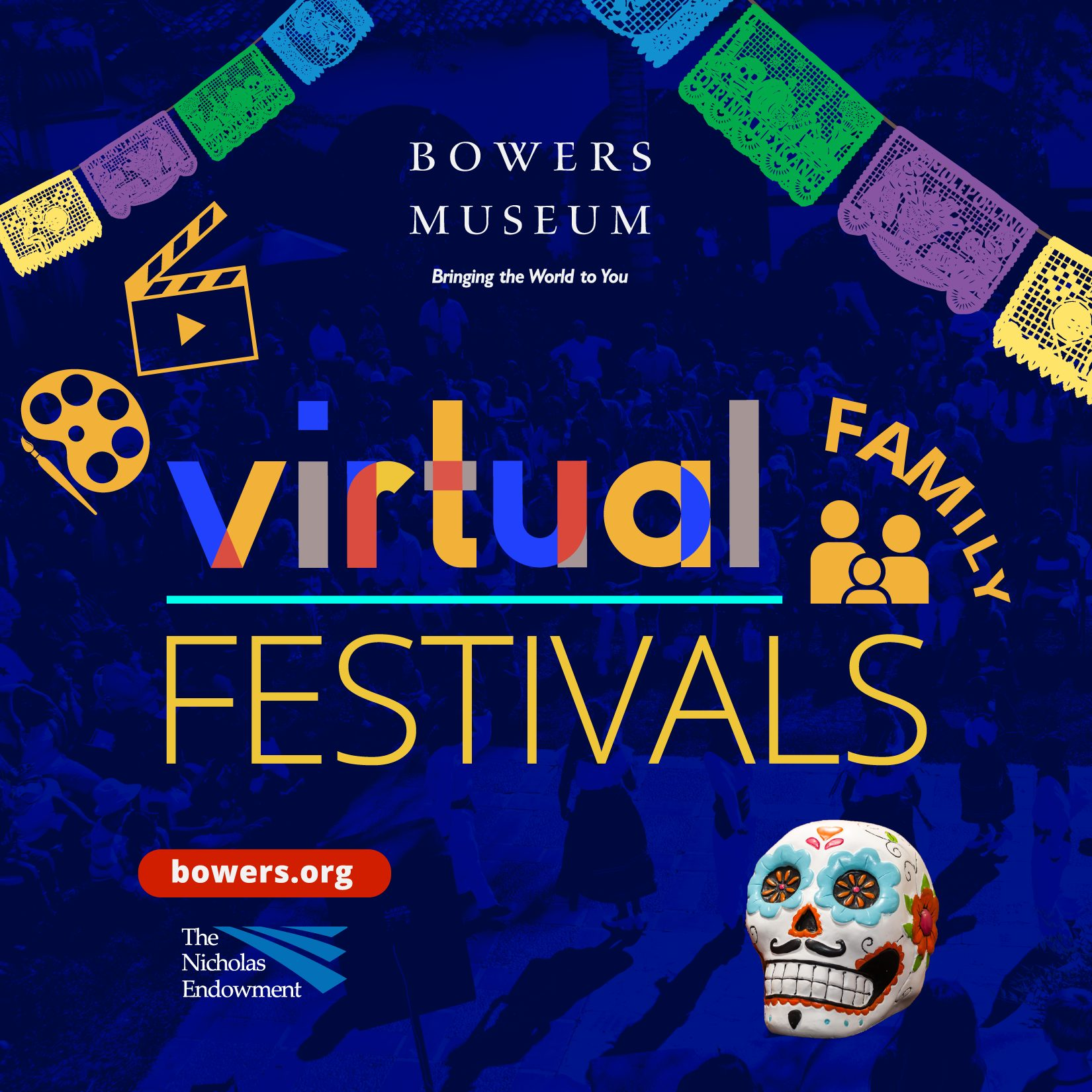 Virtual Day of the Dead Festival