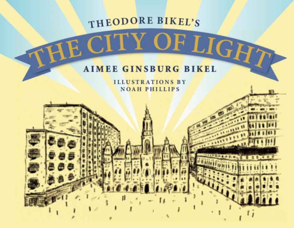 Virtual Book Talk: 'Theodore Bikel's City of Light'