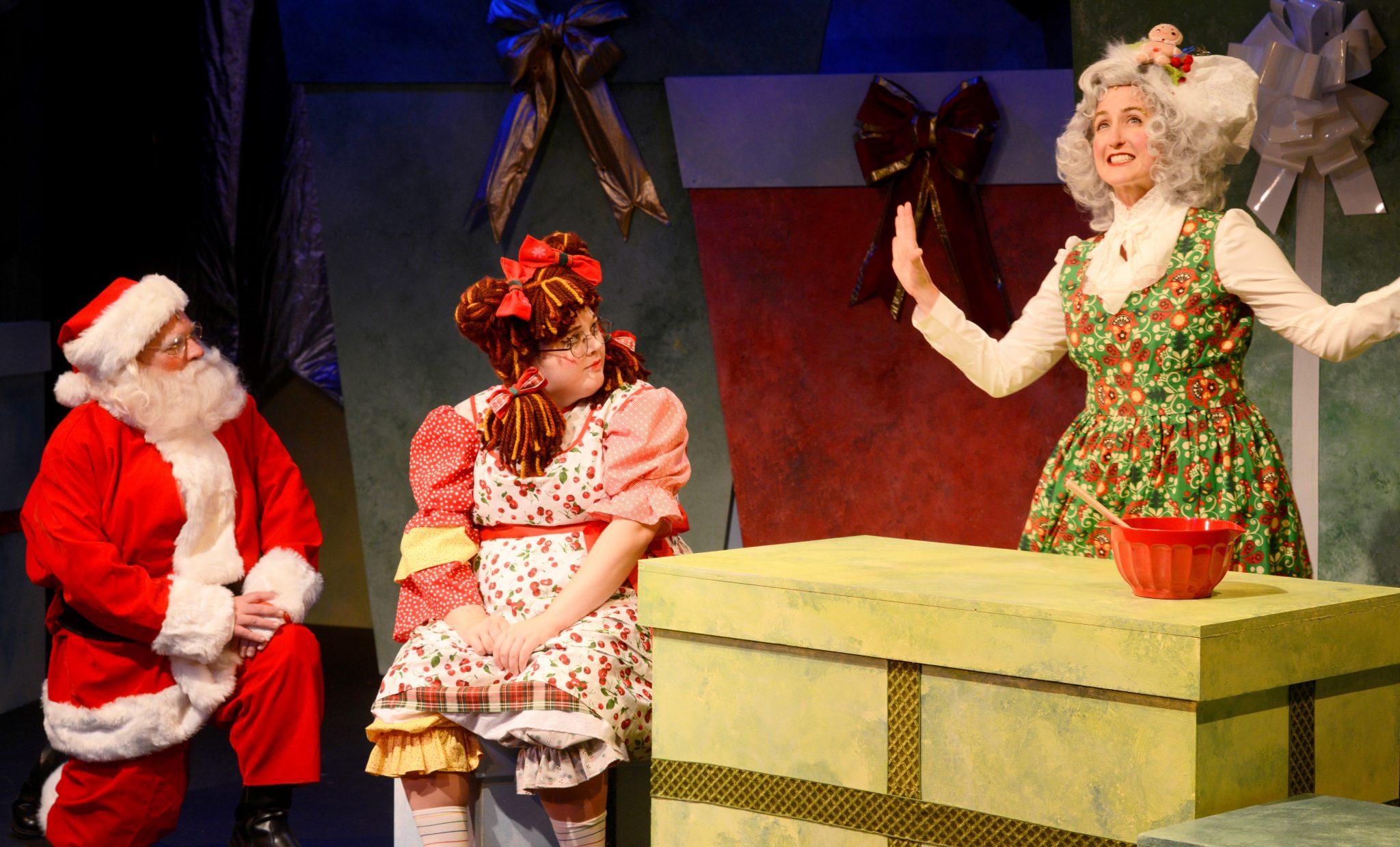 Eleanor's Very Merry Christmas Wish-The Musical