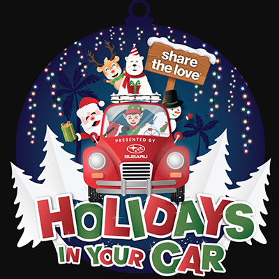 Holidays In Your Car