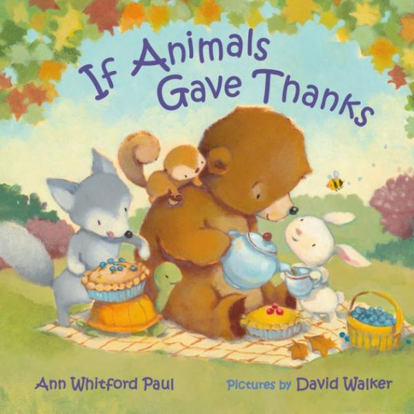'If Animals Gave Thanks' Virtual Story Time