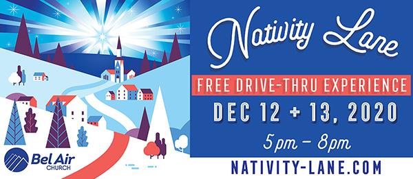Nativity Lane: A Drive-Through Experience