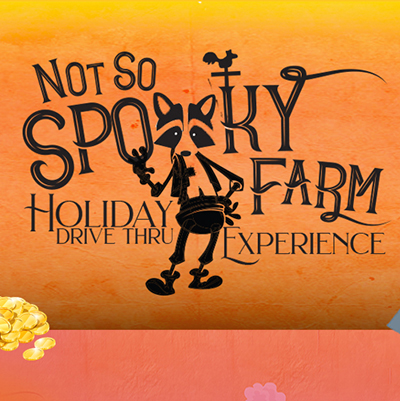 Not-so-Spooky Farm Holiday Drive-Thru Experience