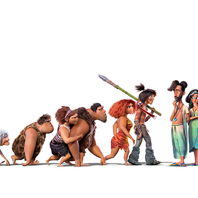 'The Croods: A New Age' Drive-in Experience