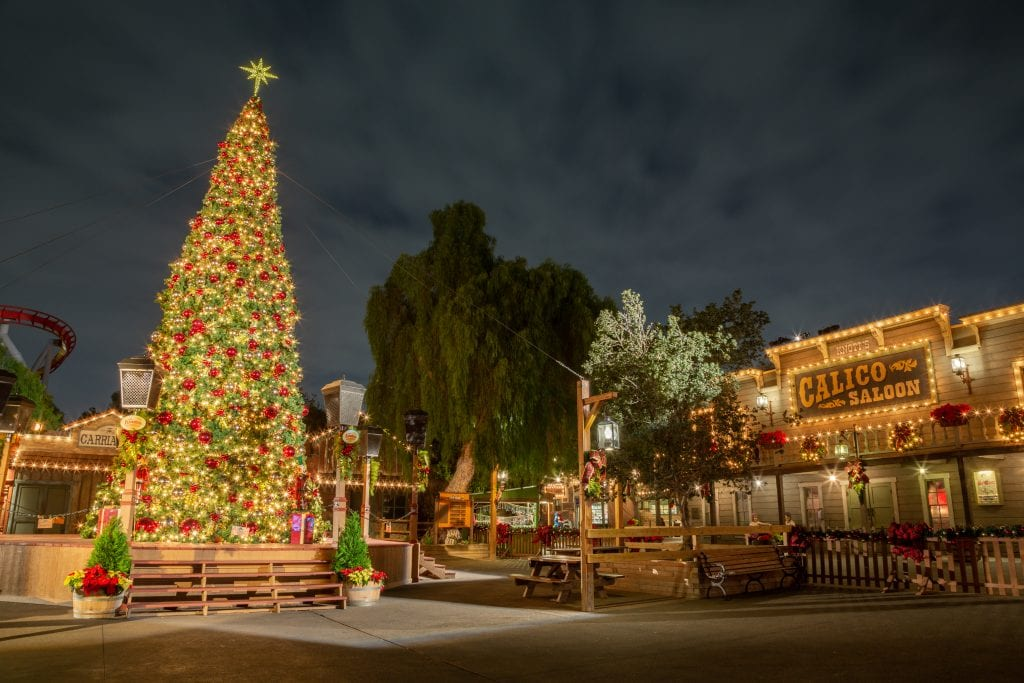 L.A. holiday activities