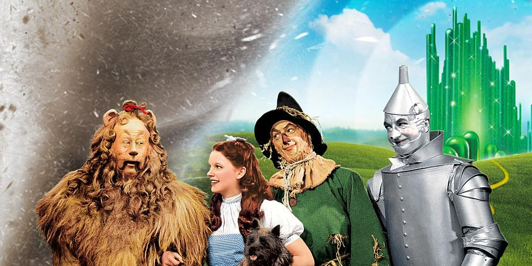 Movies in Your Car: 'The Wizard of Oz'