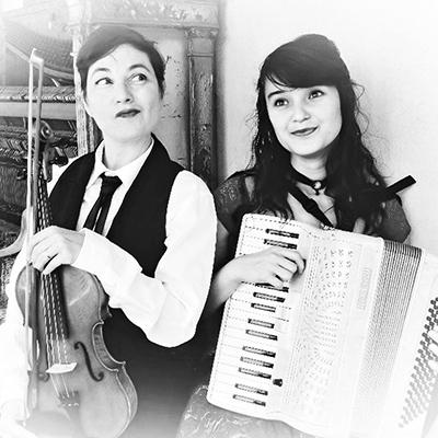 Virtual Concert:  Zingarella Plays Klezmer