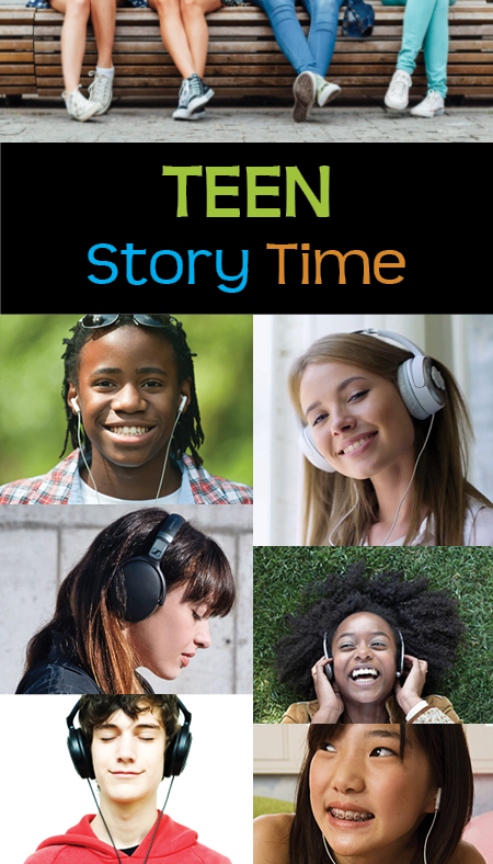 Teen Story Time with the Burbank Library