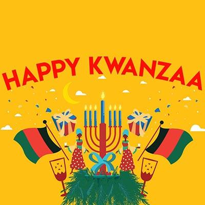 Virtual Kwanzaa with the Pasadena Library