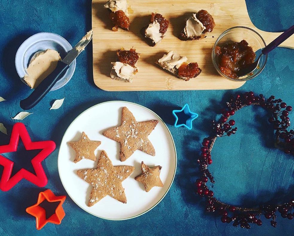 Virtual Holiday Baking Workshop - Vegan Christmas Truffles