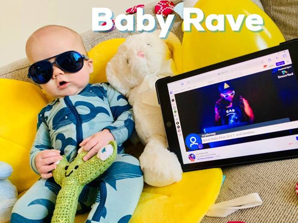 Bay Area Children's Theatre Countdown to Noon Baby Rave