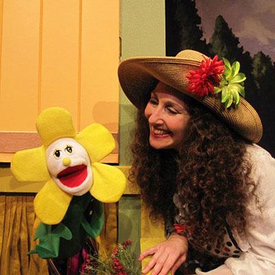 A Faery Hunt's 'Auntie Angelica's Fairy Garden'