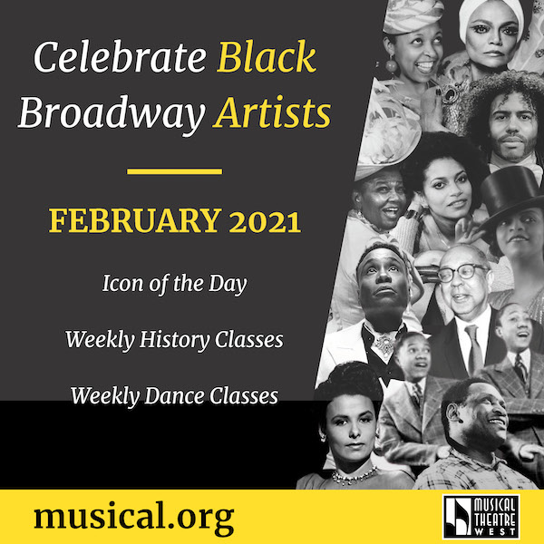 Celebrate Black History Month with Musical Theatre West