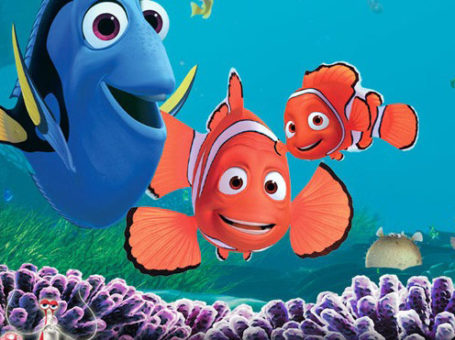 'Finding Nemo' at the Drive-In