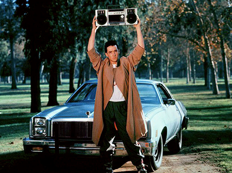 'Say Anything' at the Drive-In