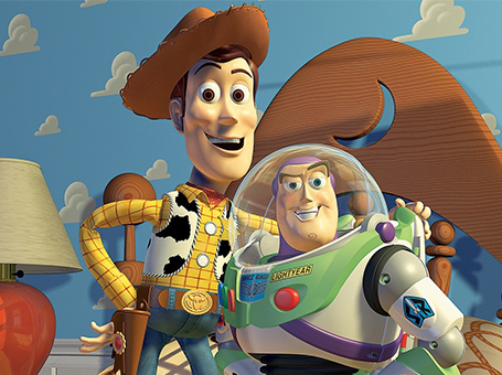 'Toy Story' at the Drive-In