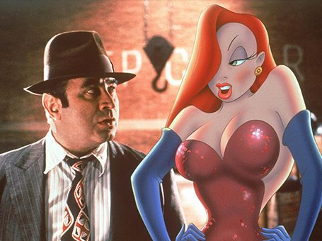'Who Framed Roger Rabbit' at the Drive-In