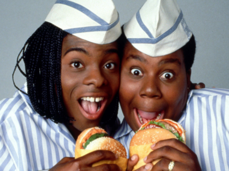 'Good Burger' at the Drive-In