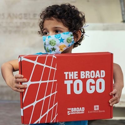 The Broad to Go - Portraiture for Kids